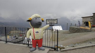 スイス散歩 in ツェルマットやらなにやら(2日目)