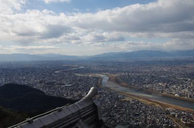 2018年1月12日一時帰国休暇 白川郷、飛騨古川、高山、下呂、岐阜旅行