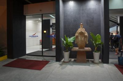 カンボジア シェムリアップ&タイ バンコク (1)往路