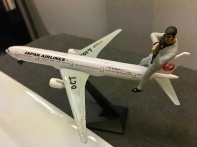JAL 誕生日フライト & 一週間 JAL尽くしの移動(久しぶりのCDG 経由)