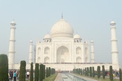 2度目のインド 5日の旅 その1 アグラに行く