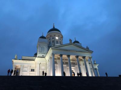 冬の北欧旅行 その4 フィンランド ヘルシンキ