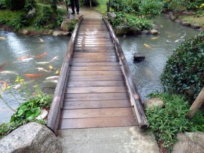 12.CSファイナルステージ進出のベイスターズを応援する広島の旅 縮景園(しゅっけいえん)その2
