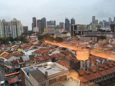 宿泊費が高いシンガポールでコスパに優れたホテルです。