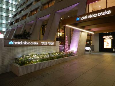 2017年12月◆JOECOOL夫婦の記念日に『ホテル日航大阪』のリニューアルされた部屋に泊まりました~!