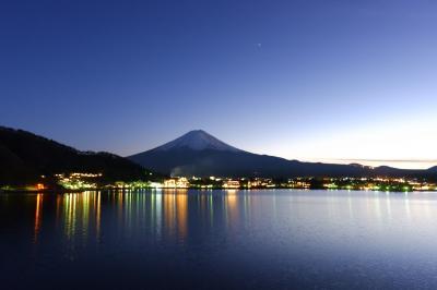 新年 ひたすら富士山を拝み運気を高める旅 その2