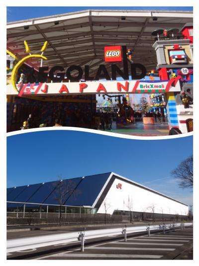久々に名古屋に日帰り旅をしました。