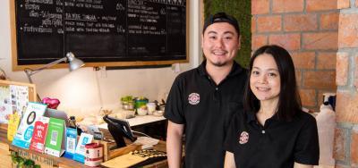 バンコクで秘密にしておきたいぐらいのカオソーイ・カフェ