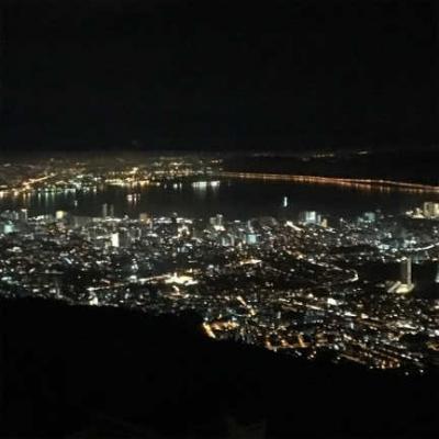 E&Oホテルに泊まる三世代ペナン旅行(4)パヤ島とペナンヒル夜景