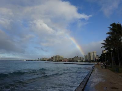 31回目のハワイ,今回は往路DL,復路CI便,バニヤン滞在,7泊9日(その1)
