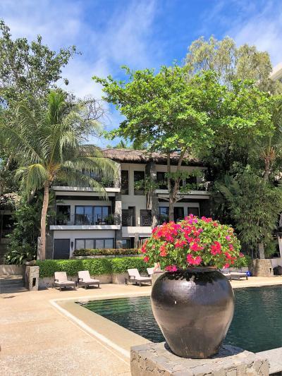 セブの我が家にどうぞ~的雰囲気の居心地のいいホテル Abaca Boutique Resort