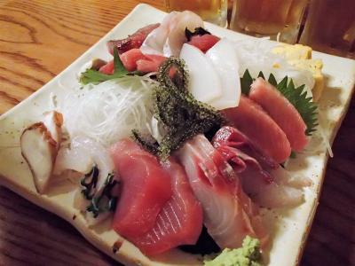 【2013年6-7月】沖縄1か月滞在記(7/6:石垣島、2組の来訪者とひとし本店)