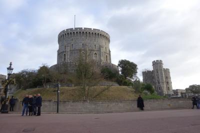 ロンドン 4 ウィンザー城
