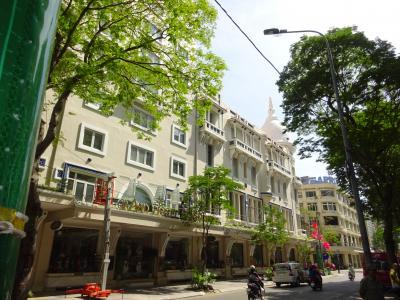 ベトナム、カンボジア旅行Ⅰ ホーチミン