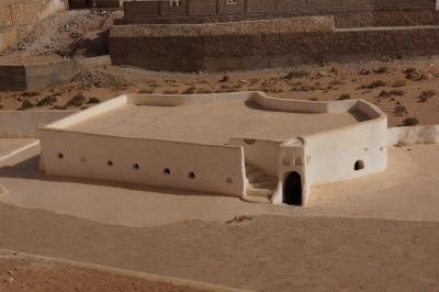 2017アルジェリアで夏休み その12ムザブの谷最古の街エルアティフ