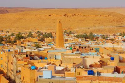 2017アルジェリアで夏休み その13ムザブの谷で最も厳格な街ベニ・イスゲン