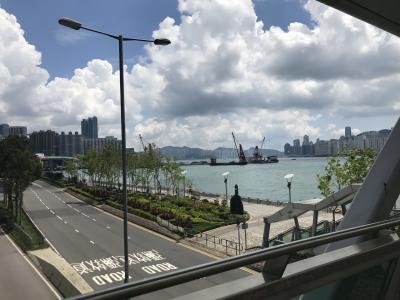 170909 広州から行く香港1泊2日の旅①