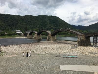 2017年夏 家族旅行 山口~広島【2日目】