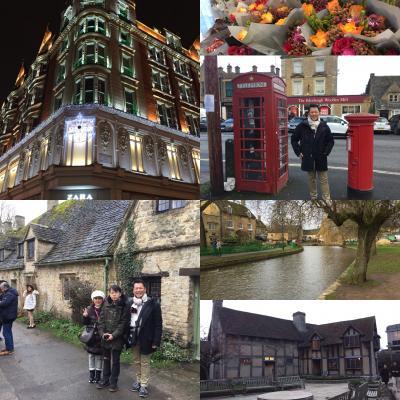 初ヨーロッパ家族旅・イギリス(ロンドン)