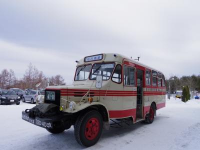 2・4歳児連れ、松川温泉へ雪見温泉旅行