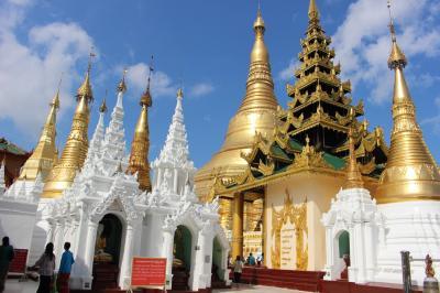 2泊4日でミャンマーへ行く。ひとり旅 前篇