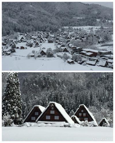 2018年・冬のドライブは木曽路・宿場町巡りと雪の白川郷、氷見、輪島へ【後編】