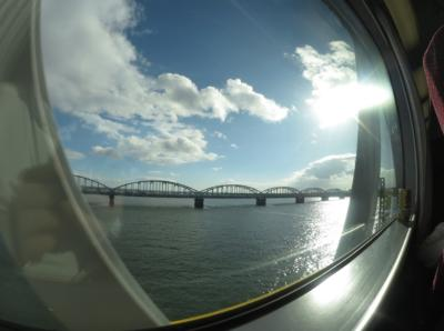 【列車でつなごう、フォートラ駅伝】30時間耐久!!特急乗り継ぎ旅。今年も春から乗りっぱなし。(往路編その2)