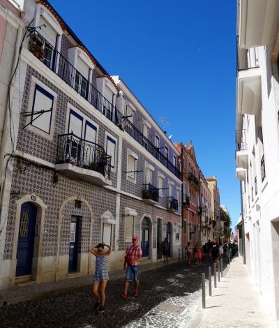真夏のポルトガル2017 ~ リスボン旧市街の王道をトラムと徒歩でまわってみる