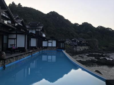 金沢、能登半島~ランプの宿で贅沢旅~
