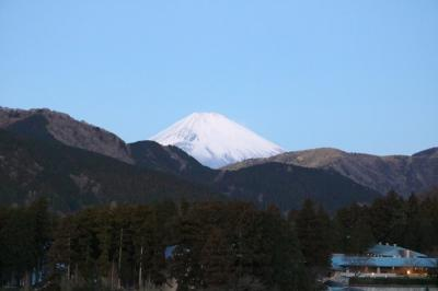 箱根の山は天下の剣(1日目)