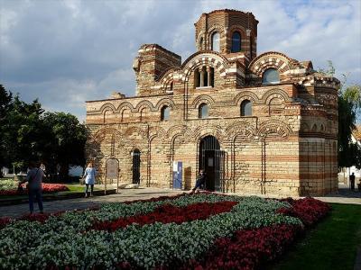 ★ヴェリコ・タルノヴォから黒海と古代都市を見に