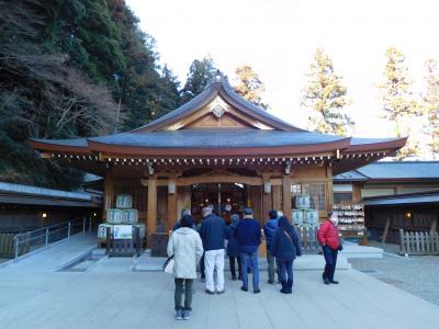 高麗神社2018初詣