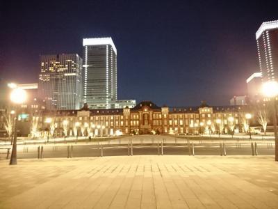 18年始・東京駅篇