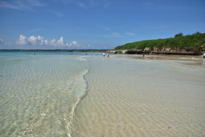 姪っ子達と行く宮古島御褒美旅行記その1イムギャーマリンガーデン・前浜ビーチと来間島