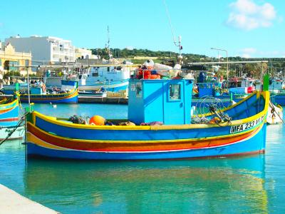 ドキドキの一人旅。 マルタ共和国はとっても優しい街でした。  2.はちみつ色の街並み観光 1日目