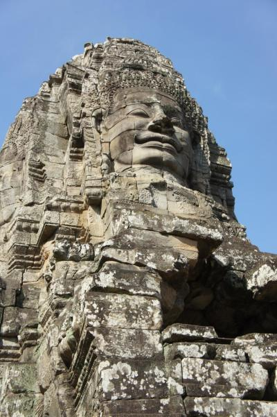 カンボジア シェムリアップ&タイ バンコク (2)アンコール・トム 1