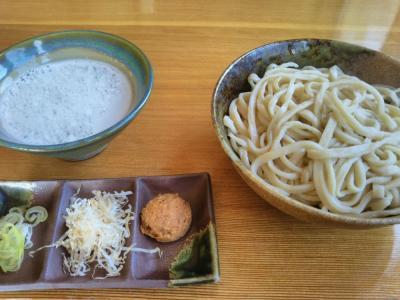 """たまには""""ベタ""""な郷土料理1710   「おしぼりうどん&すんきそば&五平餅」   ~長野~"""