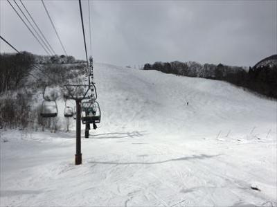2018年01月 八方尾根、白馬47スキー場に行ってきました。
