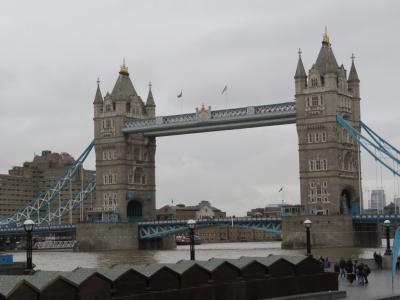 ロンドンで年越し★ ③~ビッグベン・テムズ川沿いを散策♪