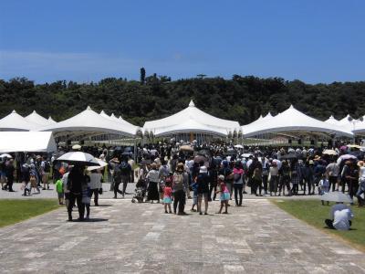 沖縄全戦没者追悼式