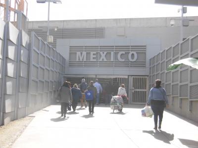 メキシコ・ティファナ
