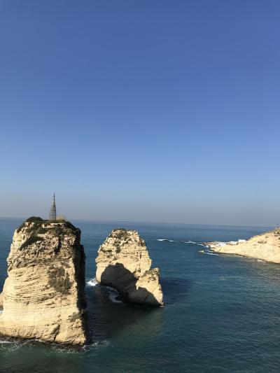 2018年1月 レバノンでレンタカー旅⑤ベイルート編