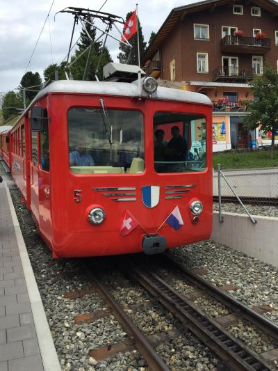 【スイス7泊9日】鉄道で巡るチューリッヒ、ルツェルン、グリンデルワルド、ツェルマットの旅(1/3)