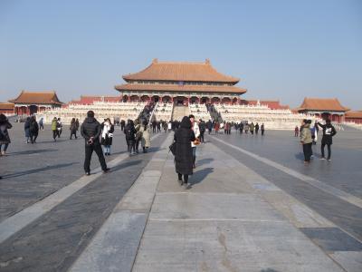 1908年12月2日 「ラスト・エンペラー」即位(砂布巾のLW序章3) 想定外の北京滞在2(故宮と頤和園)
