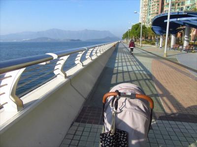 香港★城門河と沙田海沿いをのんびりおさんぽ ~第一城・石門・大水坑・恒安・馬鞍山~