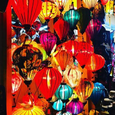 台北からのダナン経由でホイアンの2泊3日の旅