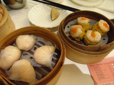 香港★ゆっくり飲茶ランチ 夜は韓国焼肉食べ放題 ~翠園Jade Garden・東大門韓國料理~