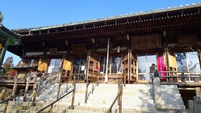 80歳の祝い旅(01) 播州清水寺の参拝。