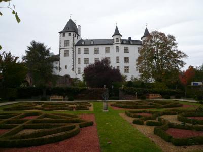 2010年秋、ドイツワイン街道とラインラント・プファルツ州& ザールラント州の古城群を巡る