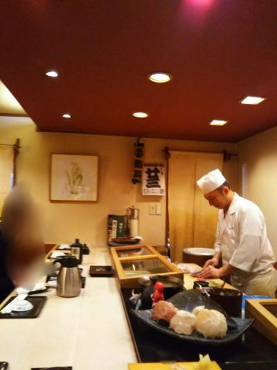 せっかく都内にいるので、東京のお友達と食事に行ってきた。